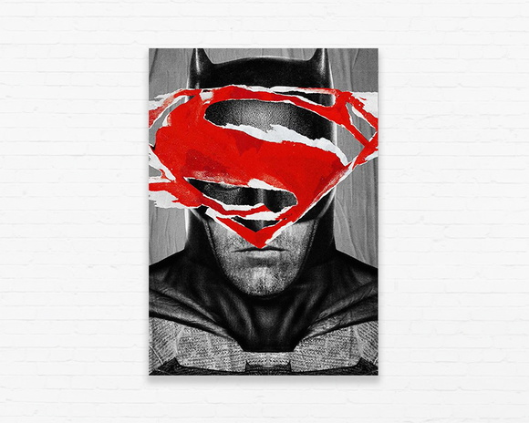 Quadrinho 19x27 Batman vs Superman