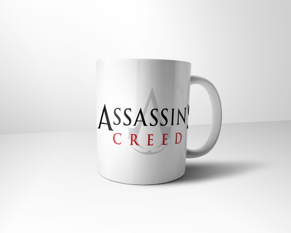 Caneca Assassin's Creed