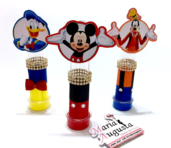 Tubete do Mickey