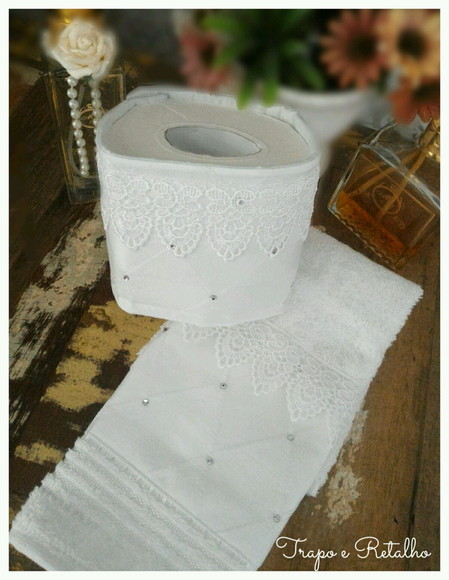 Kit Lavabo Strass