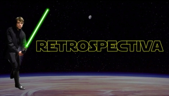 Retrospectiva Animada STAR WARS