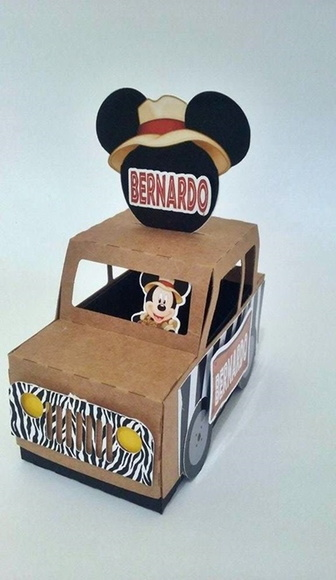 JEEP 3D MICKEY SAFARI