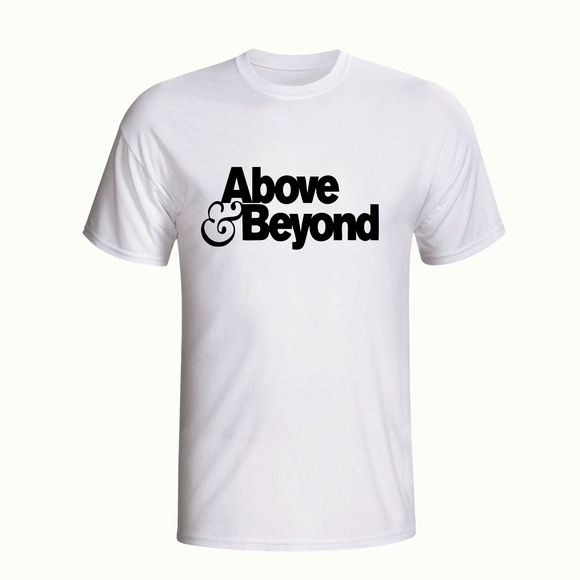 Camiseta Above & Beyond Banda De Trance