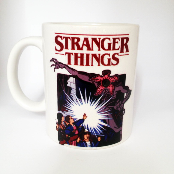 Caneca Stranger Things 2