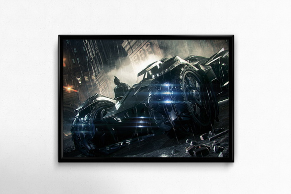 Quadro Batman Arkham Knight