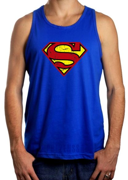 Camisetas Super Heróis - SuperMan