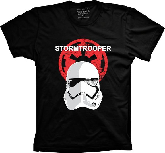 Camiseta Star Wars Stormtrooper 02