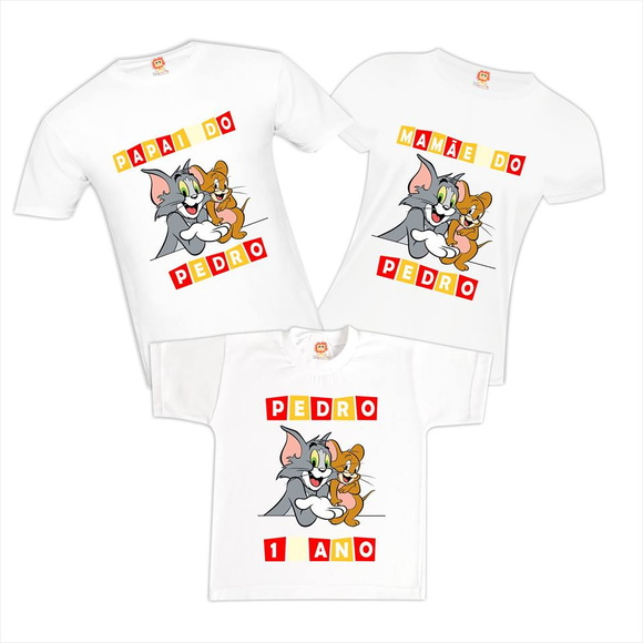 Kit Festa Tom e Jerry I