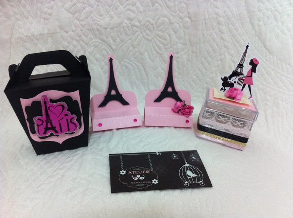 Kit tema Paris