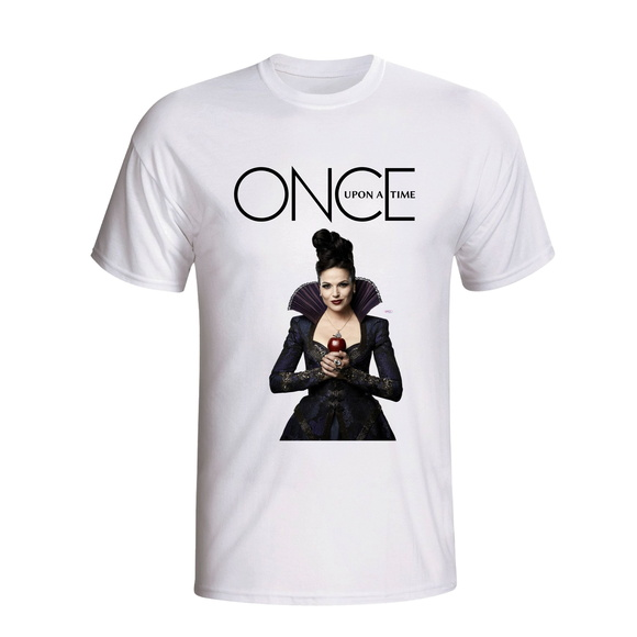 Camisa Camiseta Série Once Upon A Time