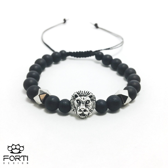 Reeves Lion (Pulseira Masculina)