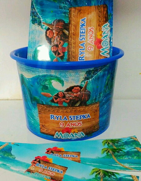 Kit Cinema Moana