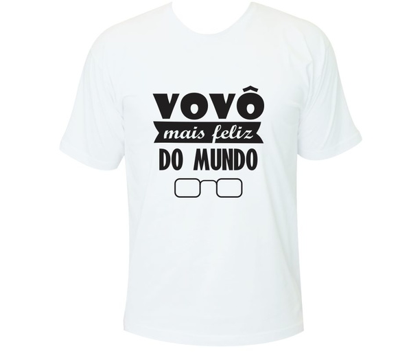 Vovô mais feliz do do mundo