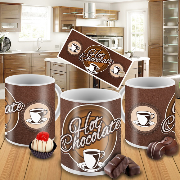 Caneca Chocolate Hot