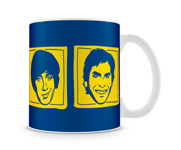Caneca The Big Bang Theory Heads II