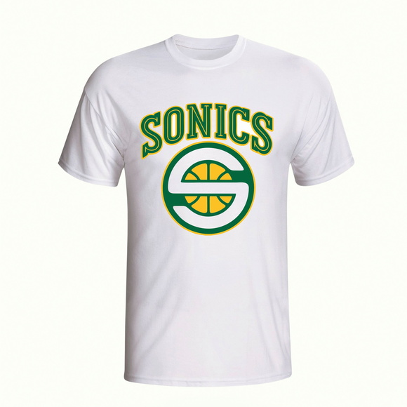 Camisa Seattle Supersonics Time Basquete
