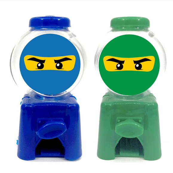 Mini Candy Machine - Ninjago