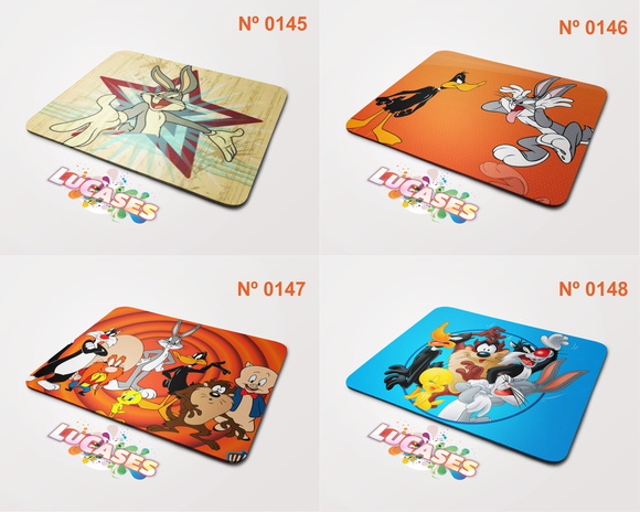 Mouse Pad Pernalonga Looney Tunes