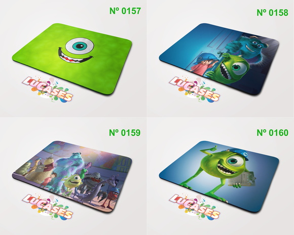 Mouse Pad Monstros SA Mike Sully