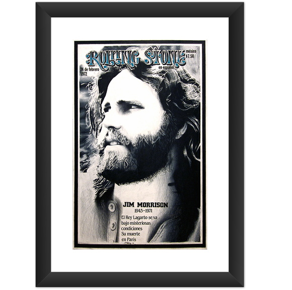 Quadro The Doors Jim Morrison Rock Banda