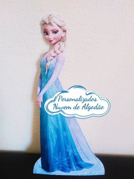 Display de mesa - Frozen