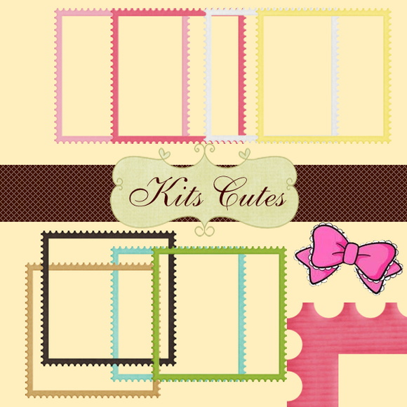 Kit Digital Frames 16