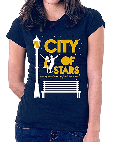 BABY LOOK - CITY OF STAR