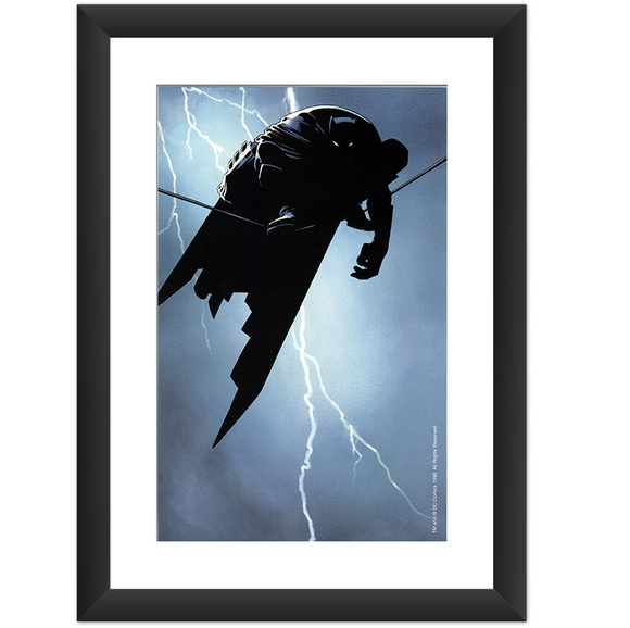 Quadro Batman Frank Miller Hq DC Marvel
