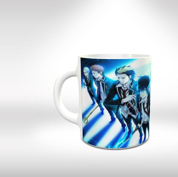 Caneca Anime Blue exorcist 1