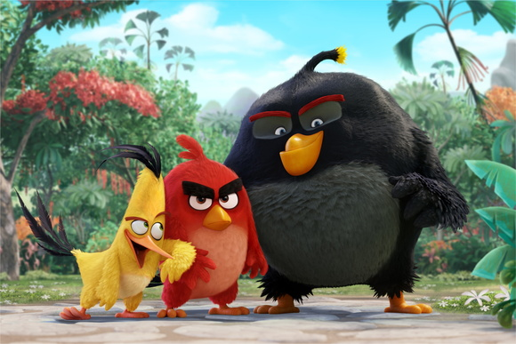 Painel Festa Angry Birds (AGR03)