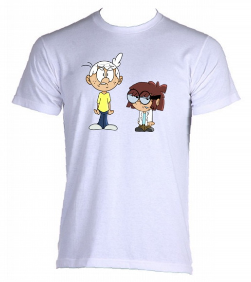 Camiseta Allsgeek The Loud House 03