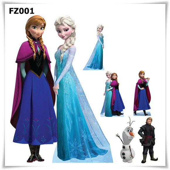 Displays Festa Infantil Frozen