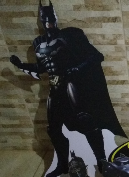 DISPLAY BATMAN 1,20M