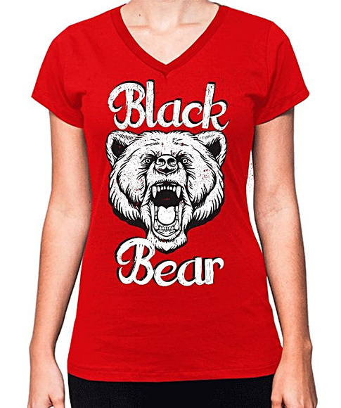 BABY LOOK - BLACK BEAR - URSO