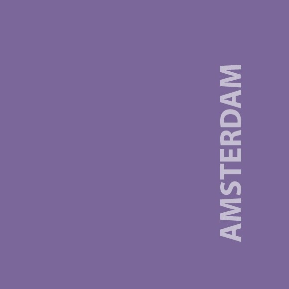 Papel Color Plus A4 80g - Amsterdam Roxo