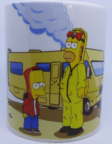 Caneca Breaking Bad - Mod.11
