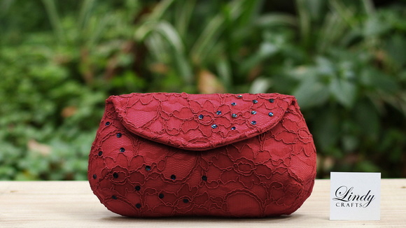 Clutch Rendada | Ruby