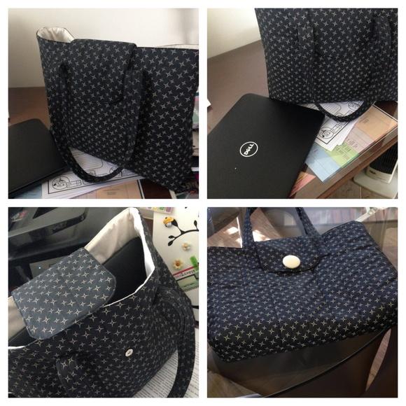 Bolsa De Tecido Para Notebook : Bolsa de tecido para notebook elo