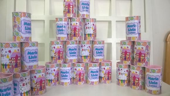 Cofre casa de boneca elo7 - Arte casa giugliano ...