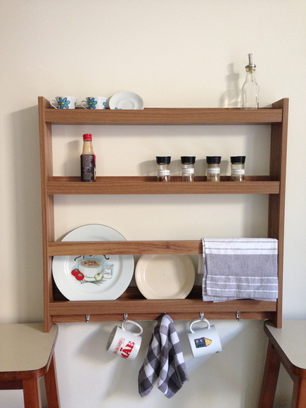 Organizador de armario cozinha elo7 for Ganchos para repisas