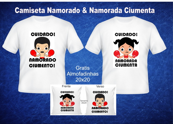 293689b14b Camiseta Namorada Ciumenta Namorado Ciumento R 28 74