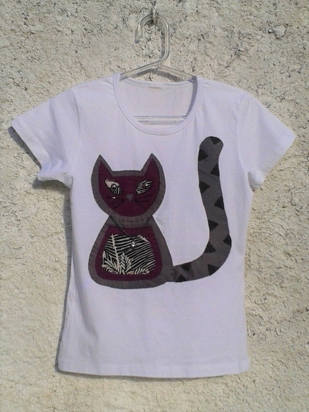 Camiseta baby look customizada
