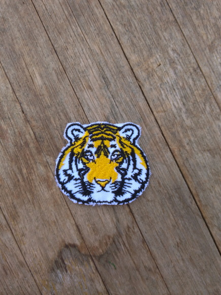 Tigre Patch Termocolante