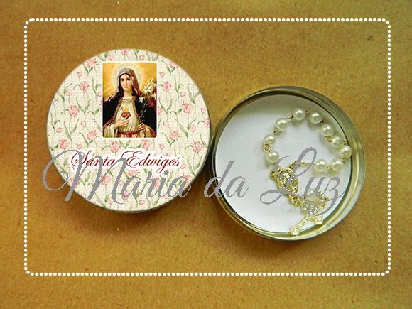 Lembrancinhas Catolicas Santa Edwiges