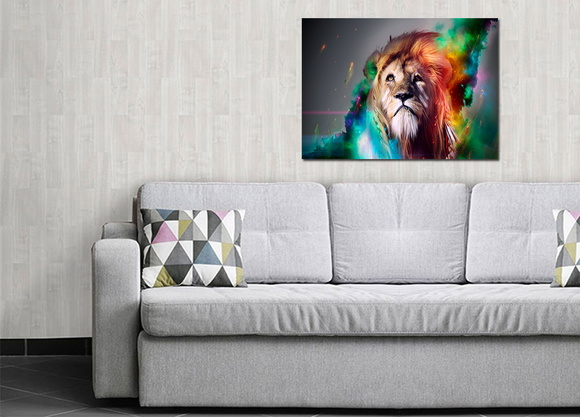 Quadro Decorativo Surreal 0002