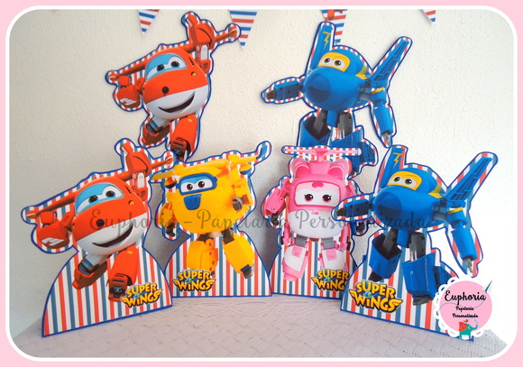 Nome super wings