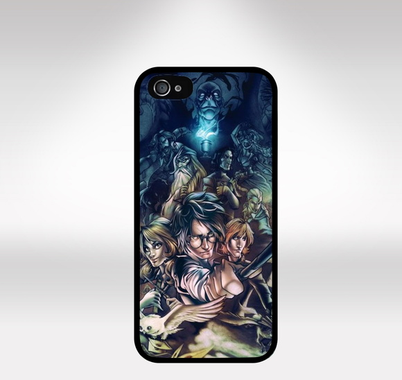 Case Harry Potter cartoon