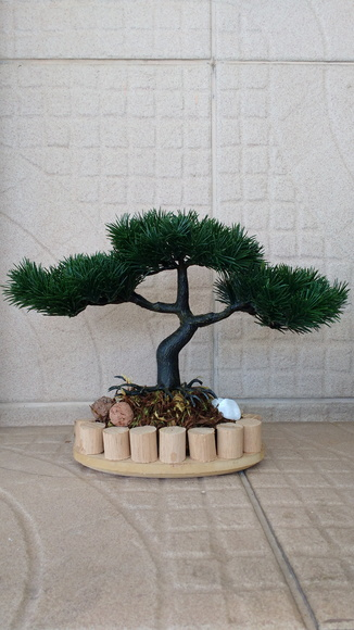 Bonsai Belíssimo artificial