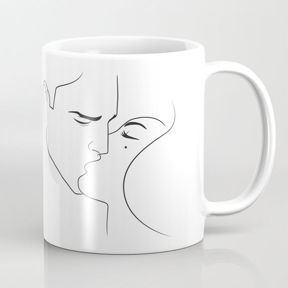 Caneca Love in Line
