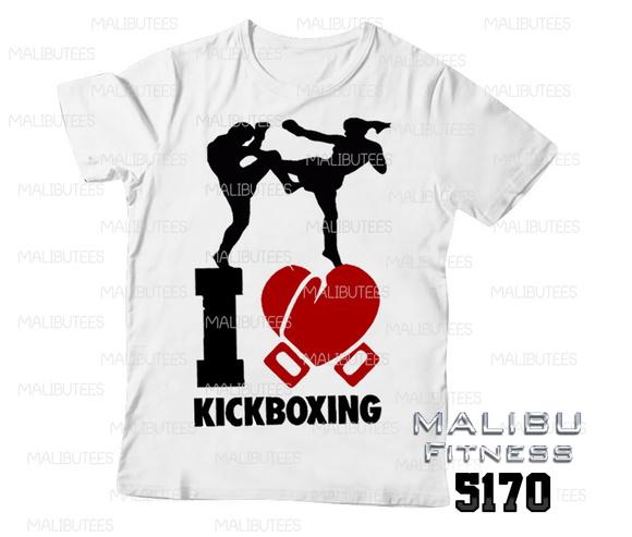 camiseta masculina gym kickboxing 5170 no Elo7  6e8a6a538e37f